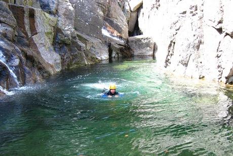 canyoning 3